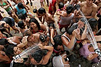 ´Urban regeneration´ campaign for the reconstruction of the popular recreational areas of the poor neighborhoods in Guayaquil, Ecuador Carnival, 2006 ...