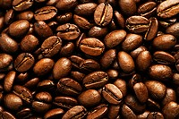 Coffee beans, Sweden.