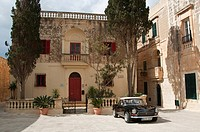 Villa Tesoriere, Pjazza Tas-Sur, Mdina, Malta