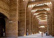 Roman Art Museum Merida Badajoz Spain.