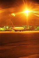 Airplane, airport, Bolivia