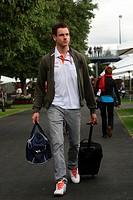 Adrian Sutil, Australian Grand Prix, Melbourne, Australia
