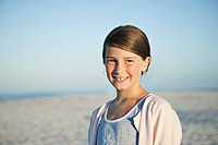Portrait of smiling girl 10_12