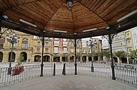 Plaza, Mayor, Haro, La, Rioja, Spain,