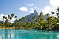 French Polynesia, Leeward islands, Bora Bora