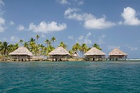 Yandup Island, San Blas Islands also called Kuna Yala Islands, Panama