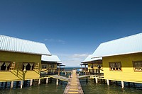 Cottages for rent, Bocas Town, Isla Colon, Bocas del Toro, Panama