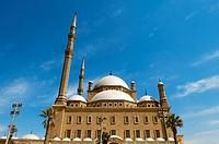 Citadel of Salam Al Din in Cairo Egypt