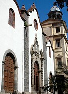 San Francisco Church, Santa Cruz de Tenerife, Tenerife, Canary Islands, Spain