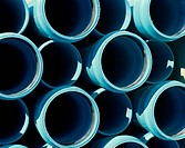 Close_up of pipes