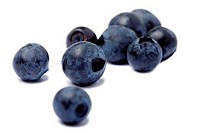 Close_up of blueberries