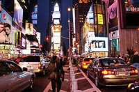 Times Square, 42nd Street, New York City, 2011,
