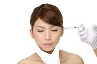 Cosmetic treatment with botox injection (thumbnail)