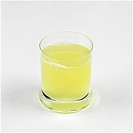 Glass of Pineapple Juice