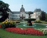 Germany. Hanau, Main, Kinzig, Kinzig valley, Rhine Main Area, Hesse, D-Hanau-Kesselstadt, castle Philippsruhe, founder period, renaissance, historical...