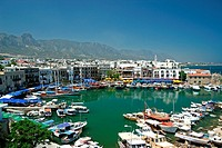 Harbour, Keryneia, Girne, North Cyprus