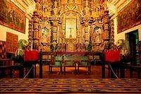 Mission San Xavier del Bac Tucson Arizona, USA