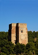 Torre del Jaque, Daroca, Zaragoza province, Aragon,Spain