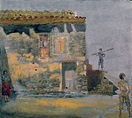 Fortress by Salvador Dali, 1904_1989