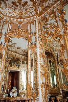 Interiors of a state room, Munich Residenz, Munich, Bavaria, Germany