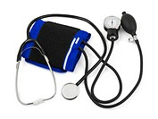 Medical stethoscope set