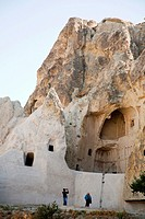open-air museum of goreme, cappadocia, anatolia, turkey, asia