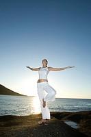 Tranquility, Flexibility, Freedom, Balance, Fitness