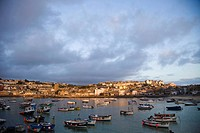 UK, United Kingdom, Europe, Great Britain, Britain, England, Cornwall, St Ives, St.Ives, Fishing Boats, Boats, Boat, Boating, Coast, Coastal, Coastlin...
