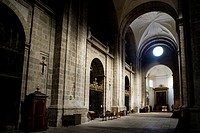 Interior of the Cathedral of Valladolid
