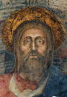 Trinity, by Tommaso di Ser Giovanni Cassai known as Masaccio, 1426 _ 1428, 15th Century, fresco
