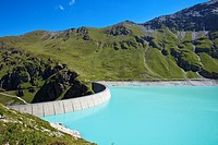 Moiry Dam, Switzerland
