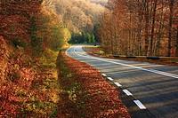 Transfagarasan Road, Carpathian Mountains, Romania