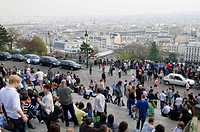 Montmartre, a mountain in Paris, is primarily known for the white-domed Basilica of the Sacré Coeur and for being an artists community where some of t...