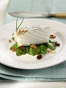 Salt_cod with honey sauce