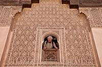 Medersa Ali Ben Youssef, Marrakech, Morocco