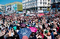 Real Democracy Now  Spanish Revolution  Movement 15M