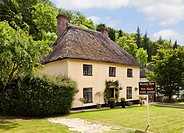 English thatched cottage for sale, England UK