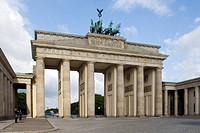 Berlin Deutschland Brandenburger Tor Europa Wiedervereinigung Symbol , Brandenburger Tor Germany Berlin