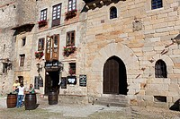 Square of Santillana del Mar, Cantabria, Spain