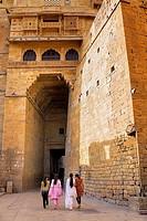 Hawa gate, Jaisalmer Fort,Jaisalmer, Rajasthan, India