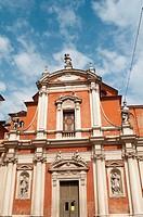 Italy, Emilia Romagna, Modena, San Giorgio Church