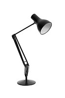 Black Anglepoise table Lamp