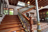 Pinang Peranakan Mansion, Georgetown, Penang, Malaysia