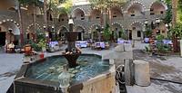 Turkey, Diyarbakir, Hotel Büyük Kervansaray, converted caravanserai,