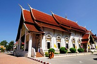 Thailand, Chiang Mai, Wat Chedi Luang