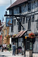 Stratford upon Avon pub  England