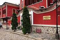 Bulgaria, Plovdiv, The Old Town Residence,