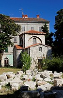 Chapel of St Mary of Formosa, Pula, Croatia
