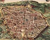 ITALY seventeenth century Jean Blaeu civitatis ADMIRANDORUM BOLOGNA 1600 RELEASE  Venice, Biblioteca Nazionale Marciana (National Library)