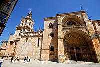 Cathedral of El Burgo de Osma, Soria, Spain